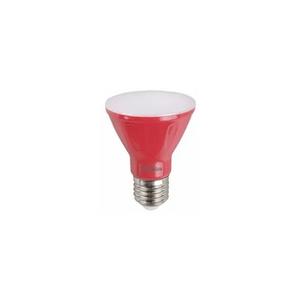 Lampada-Superled-Par20-Colors-6W-Vermelho